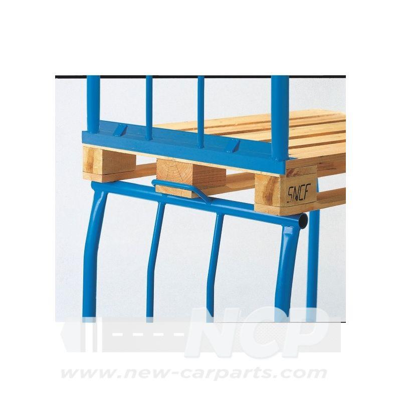 paletten aufsatz 3 fach stapelbar 1200x800x1000 mm. Black Bedroom Furniture Sets. Home Design Ideas