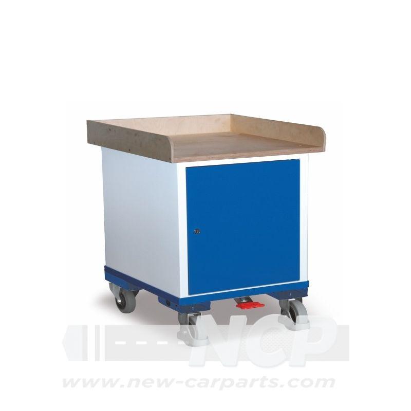 Werkstattwagen Rollschrank mit Arbeitsplatte