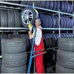 Regale Reifenwagen Reifenkarre