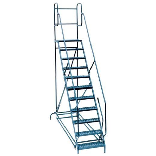 Fahrbare Treppe 10 Stufen Fur Regal Reifen Kaufen