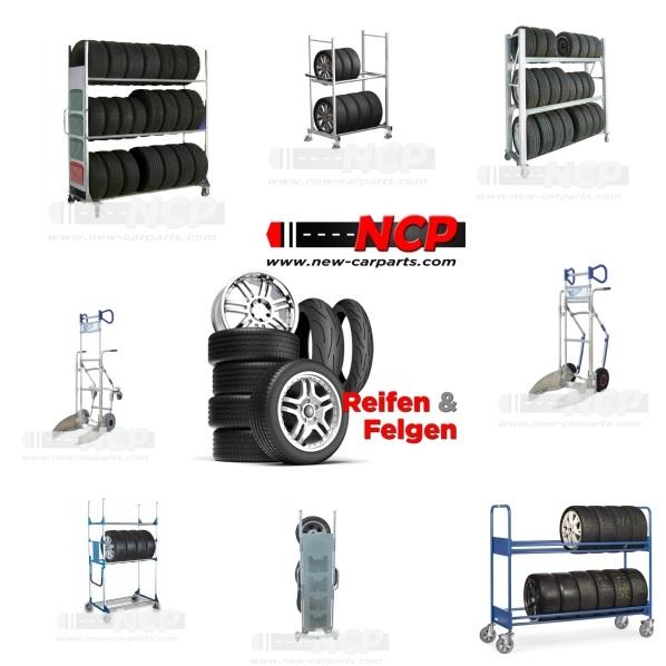 Reifenwagen Transportwagen-Reifen günstig online kaufen