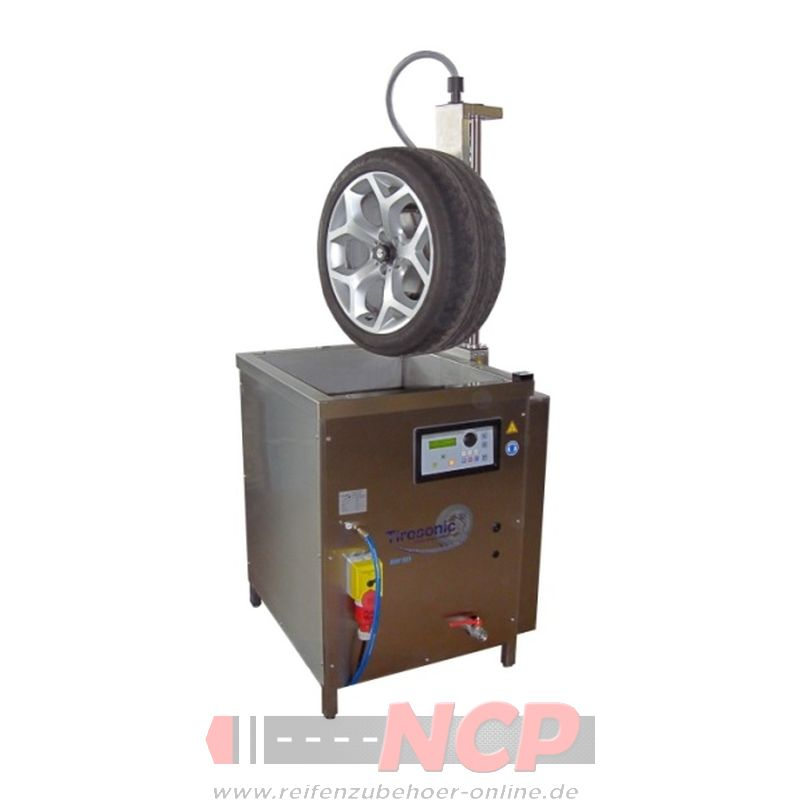 Maschine Ultraschall Waschen Räder Reifen